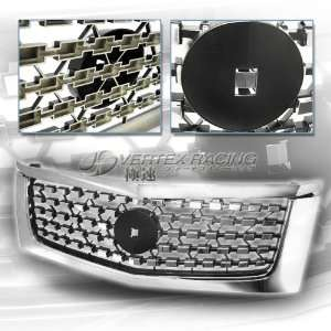Cadillac Escalade CHROME ABS GRILLE Grille Grill 2002 2003