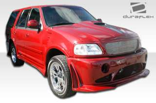 Ford Expedition 1997 2002 Platinum DURAFLEX Full Body Kit