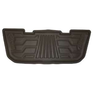 383252 T Catch It Tan Vinyl 3rd Row Seat Floor Mat for Ford Explorer