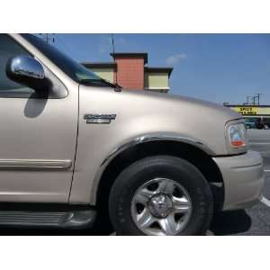 Ford Expedition XLT SUV 1997   2002 Fender Trim Molding