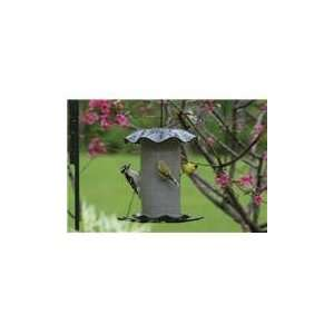 Choice 3 Quart Forever Nyjer Bird Feeder   Smokey