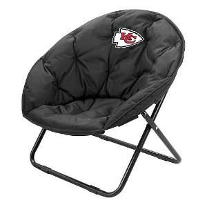 Kansas City Chiefs NFL Dish Chair