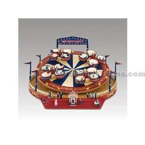 Mr. Christmas Worlds Fair Animated Music Box   Roundabout