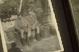 WWII GERMAN ARMY PHOTO ALBUM   TROPICAL