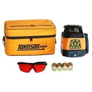 Johnson 40 6526 Electronic Self Leveling Horizontal and