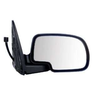 New Passengers Power Side View Mirror w/Textured Housing