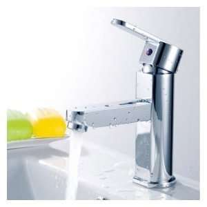 Single Handle Chrome centerset Bathroom Sink Faucet