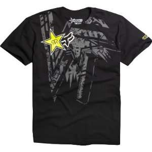 Fox Racing Rockstar Tonic s/s Tee Black M Automotive