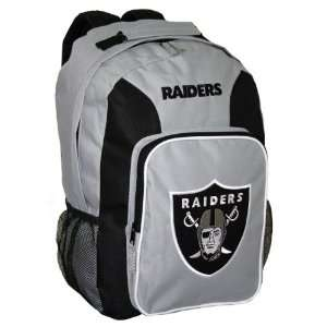 NFL Oakland Raiders Southpaw Team Color Backpack  Sports