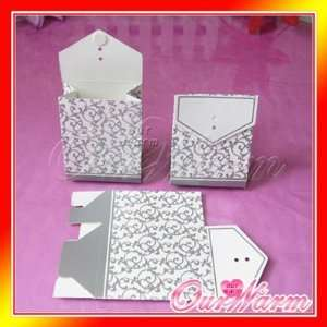 silver wedding party candy truffle gift favor boxes Toys & Games