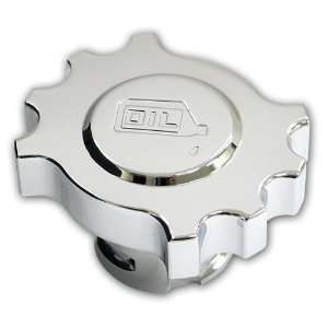 Ford Mustang Chrome Billet Oil Cap, Ea. MU0044SC, Fits