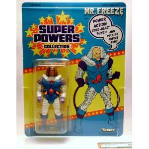 SP SUPER POWERS Mr. Freeze AFA 85Y Toys & Games