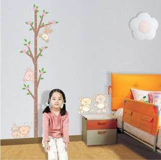 WALL DECAL VINYL DECO COALA STICKER KIDS Height Chart
