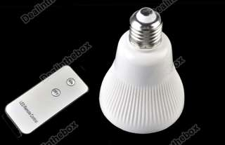 Rechargeable Emergency 20 LED Light Lamp Remote Control EP 205 E27