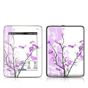 Violet Tranquility Design Protective Decal Skin Sticker for Velocity