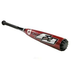 2008 DeMarini CF3  8 Senior League Baseball Bat  Sports