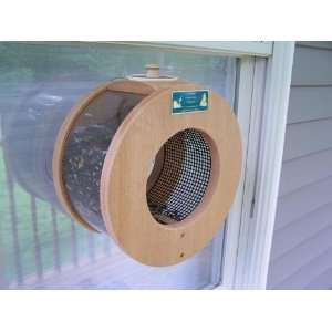 Port Hole Window Bird Feeder   Large   4 qt. Patio, Lawn