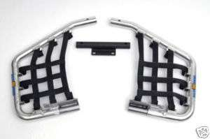 DG Fat Alloy Nerf Bars Yamaha Raptor 700 Pegs