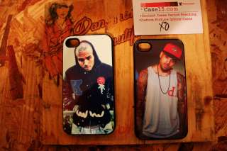 brown Apple Iphone 4 / 4s case pop music hip hop r&b dougie dance tyga