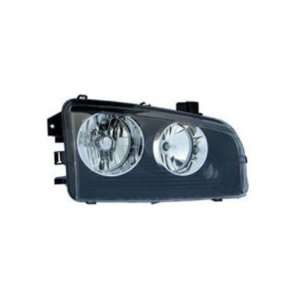 Dodge Charger Passenger Side Replacement Headlight