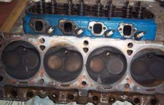 66 FORD MUSTANG V8 289 FOMOCO ORIGINAL CYLINDER HEADS SMALL BLOCK FORD