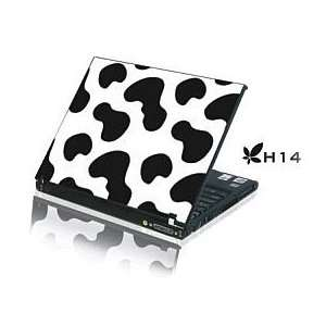 15.4 Laptop Notebook Skins Sticker Cover H14 Cow Skin