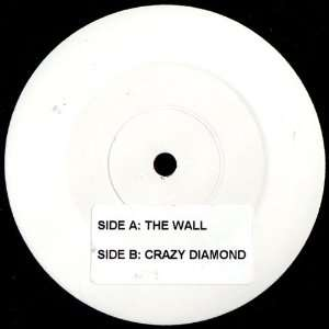 Wall / Crazy Diamon Pink Floyd, Unknown Music
