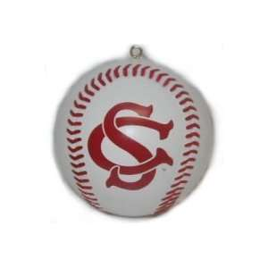 South Carolina Gamecocks Ornament Baseball
