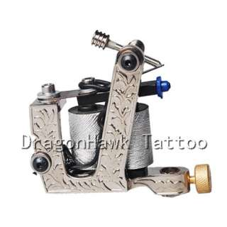 New Custom Tattoo Machine Gun Shader for Kit HM58