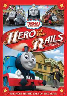 Thomas & Friends   Hero of the Rails (DVD)
