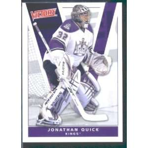 2010/11 Upper Deck Victory Hockey # 88 Jonathan Quick