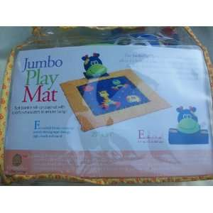 Infantino, Animal Friends, Jumbo Baby Play Mat Toys & Games