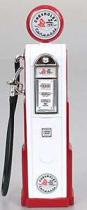 18 Diecast CHEVROLET Corvette Digital Gas Pump