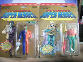 DC COMICS SUPER HEROES FIGURE TWO FACE RARE