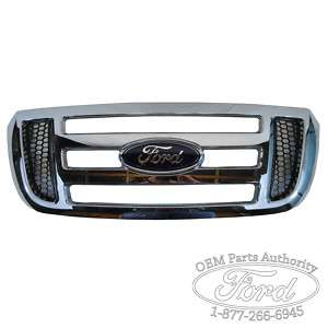 NEW 2006 2011 Ford Ranger OEM Chrome Plated Grill 4x4