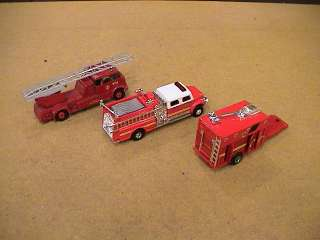 64 SCALE JUNK YARD PARTS LOT DCP SEMI TRUCK&CAB DIECAST PROMOTIONS