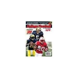 Athlon Sports 2011 College Football National Preview