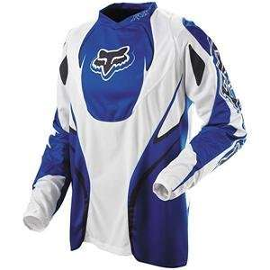 Fox Racing Flexair Jersey   2008   2X Large/Blue