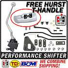 HURST 4 SPEED SHIFTER KIT 1967 69 FORD MUSTANG MERCURY COUGAR T&C 433