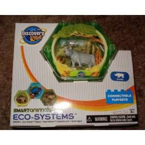 Discovery Kid Eco Systems Rhino Toys & Games