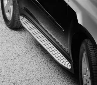 MERCEDES BENZ ALUMINUM SIDE RUNNING BOARDS