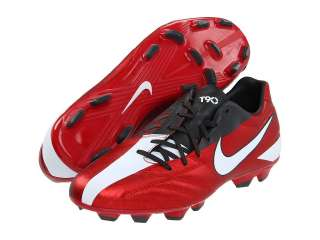 90 SHOOT IV FG 2011 SOCCER SHOES RED/WHITE/BLACK KIDS   YOUTH