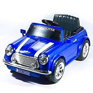 Mini Cooper   Blue  NPL Toys & Games Ride On Toys & Safety Powered