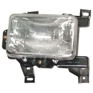 com OE Replacement GMC Passenger Side Headlight Assembly Sealed Beam