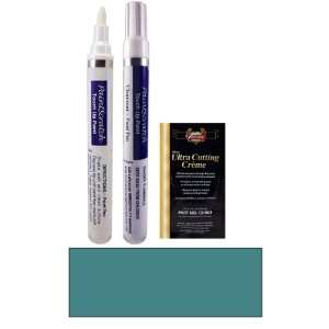 Oz. Petrol Blue Metallic Paint Pen Kit for 1980 Porsche 928 911 SC