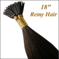 Remy Hair Extensions stick I tip 80g 100strands HIGH QUALITY REMY HAIR