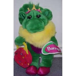 Barney Princess Diva Shopper Baby Bop 14 Plush Doll Toys & Games