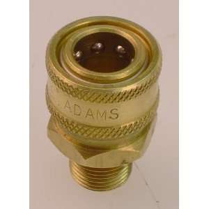 3/8 NPT Male Threaded Quick Coupler Socket