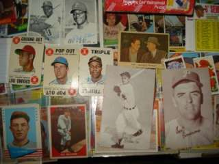 20,000 + CARDS HUGE LOT 100+ POUNDS SPORTS CARDS CLEMENTE H WAGNER