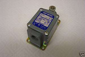 SQUARE D MODEL 9007TUB1 LIMIT SWITCH CW OPERATION NEW